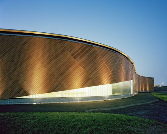 Helsinki Seafarer's Centre by ARK-house Architects | Church architecture / community centres