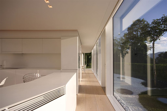 Lake Lugano House di JM Architecture | Case unifamiliari