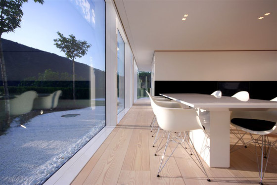 Lake Lugano House de JM Architecture | Casas Unifamiliares