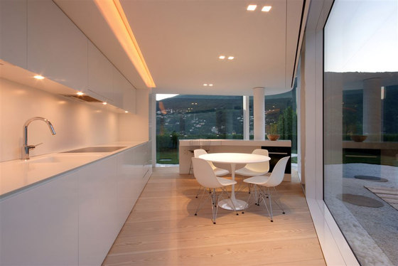 Lake Lugano House by JM Architecture | Detached houses
