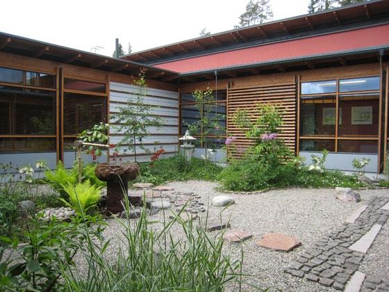 Welfare Centre  Onni by L&M Sievänen Architects Ltd | Hospitals