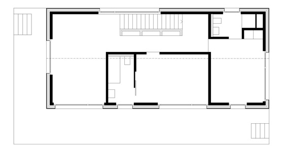 Haus Sagengüetli de Architekturbüro Herbert Bruhin | Maisons particulières
