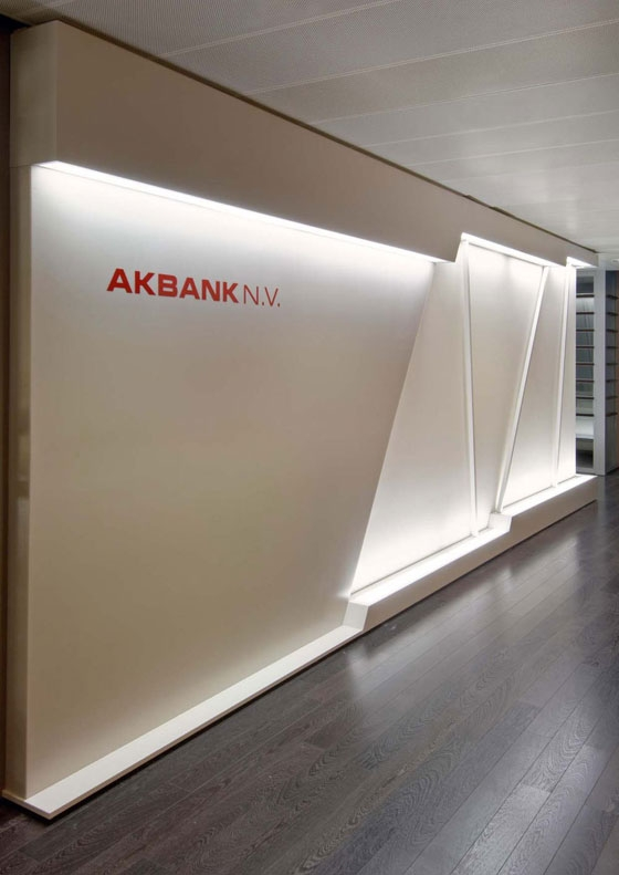 AKBANK by dagli + atelier d'architecture | Office facilities