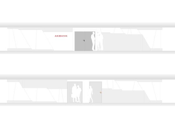dagli + atelier d'architecture-AKBANK