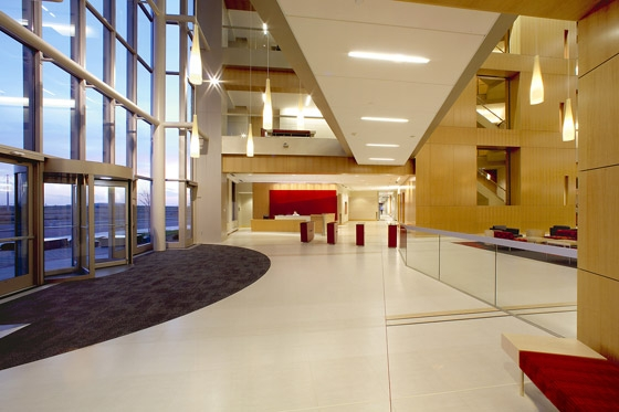 Target Northern Campus Building D by AECOM Ellerbe Becket | Office buildings