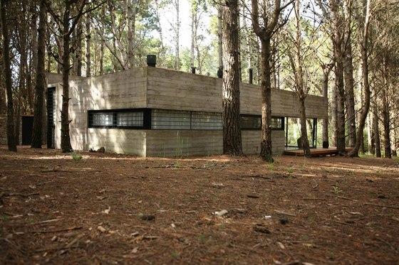 Casa Mar Azul von BAK arquitectos | Einfamilienhäuser