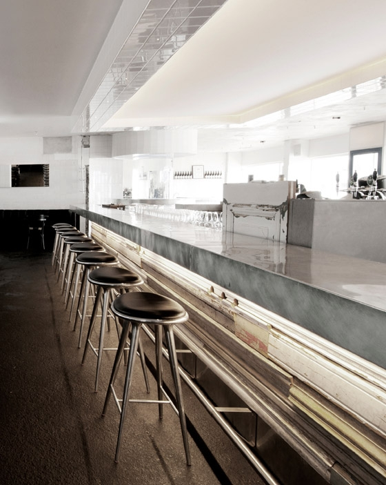 Fiskebaren by Space Copenhagen | Bar interiors
