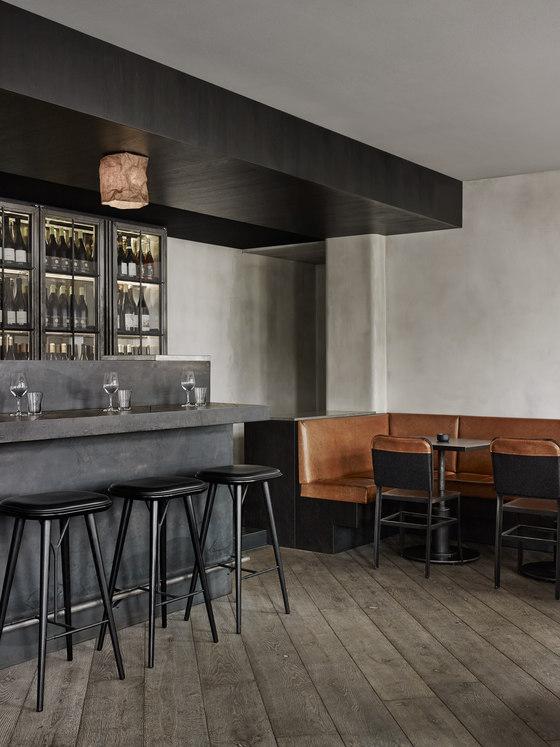 Musling by space copenhagen restaurant interiors