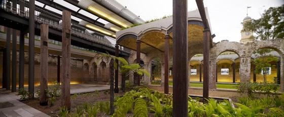 PADDINGTON RESERVOIR GARDENS by Tonkin Zulaikha Greer | Parks