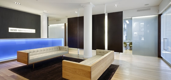 TWG Law Loft by Studio Tractor Architecture | Office facilities