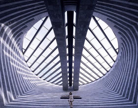 Church San Giovanni Battista by Mario Botta | Church architecture / community centres