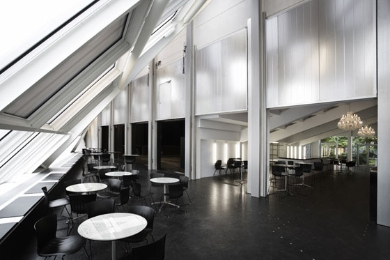 Taastrup Theatre by Cobe | Theatres