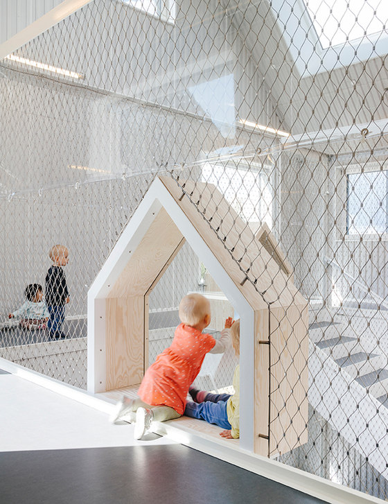 Frederiksvej Kindergarten by Cobe | Kindergartens / day nurseries