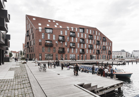 Krоyers Plads by Cobe | Apartment blocks