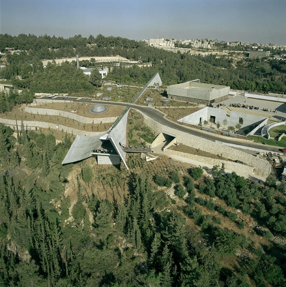Yad Vashem Holocaust History Museum by Safdie Architects | Museums