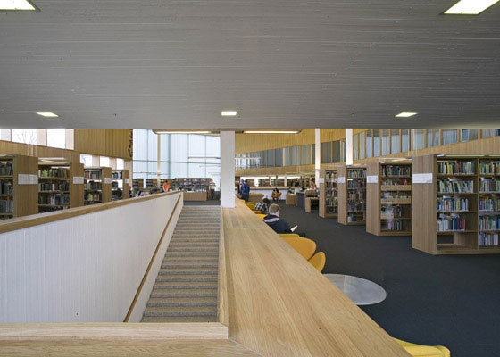 New City Library di JKMM Architects   Edifici sacri/Centri comunali