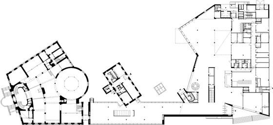 New City Library di JKMM Architects | Edifici sacri/Centri comunali