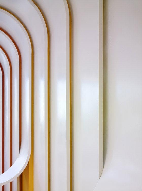 MAKE Architecture-Peach House Restaurant