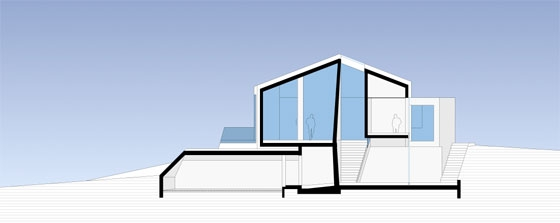 House D by Matthias Viehhauser | Detached houses