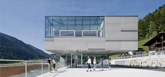 S.O.F.A. Architekten-Grund-und Musikschule St. Walburg
