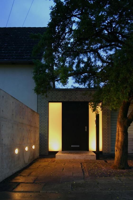 Residential building in Lehrte de Nieberg Architect | Casas Unifamiliares