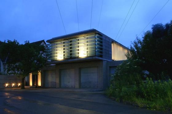 Nieberg Architect-Residential building in Lehrte