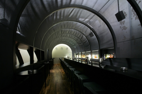 MYU restaurant/bar de Paul Kaloustian Architect | Diseño de bares
