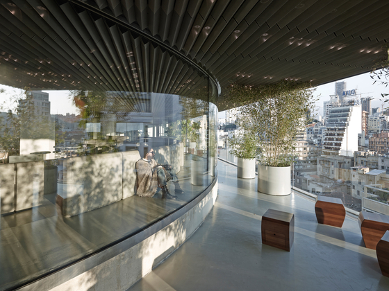 Stereokitchen by Paul Kaloustian Architect | Restaurants