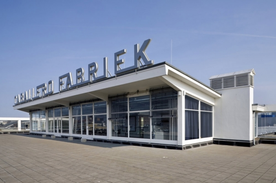 CaballeroFabriek by GROUP A | Office buildings