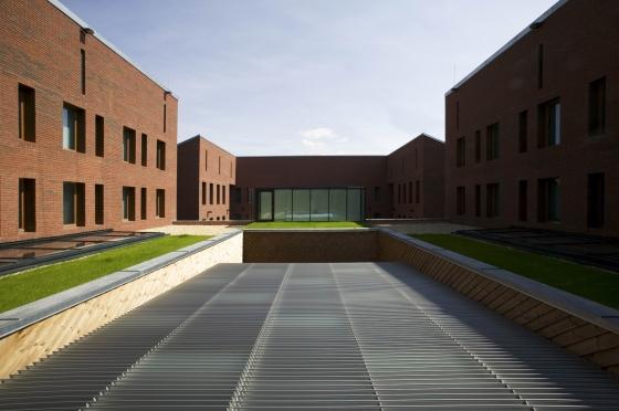 Judicial Centre in Debrecen by Koller & Co. Design Ltd. | Administration buildings
