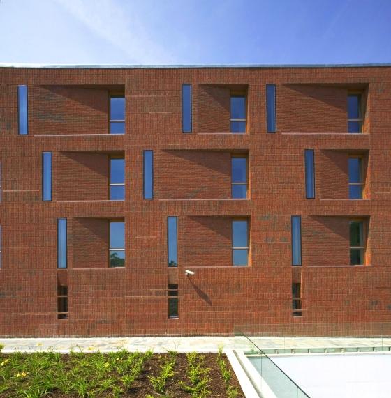 Koller & Co. Design Ltd.-Judicial Centre in Debrecen
