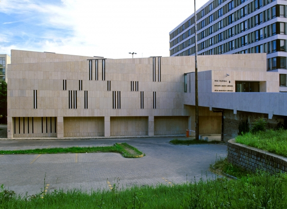 The High Court of Justice and the Law Courts of the city of Pécs by Koller & Co. Design Ltd. | Administration buildings