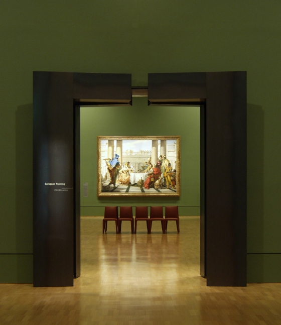 National Gallery of Victoria International de Mario Bellini | Musées