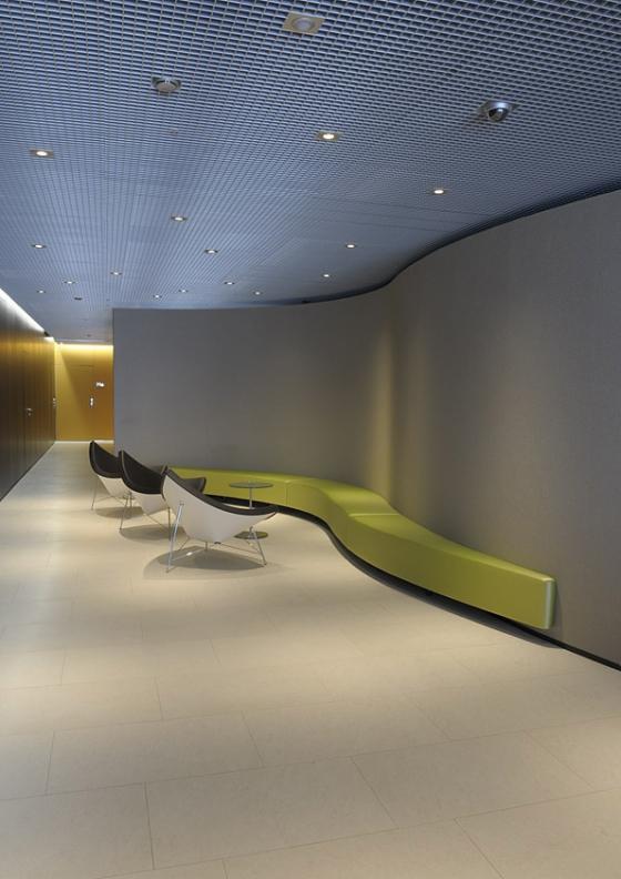 Ramseier & Associates Ltd. Zürich-VP Bank Bahnhofstrasse Zürich / Umbau der Privatkundenbereiche