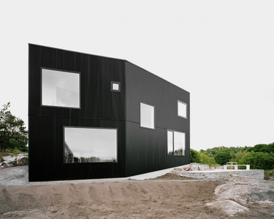 House Tumle by Johannes Norlander Arkitektur AB | Detached houses