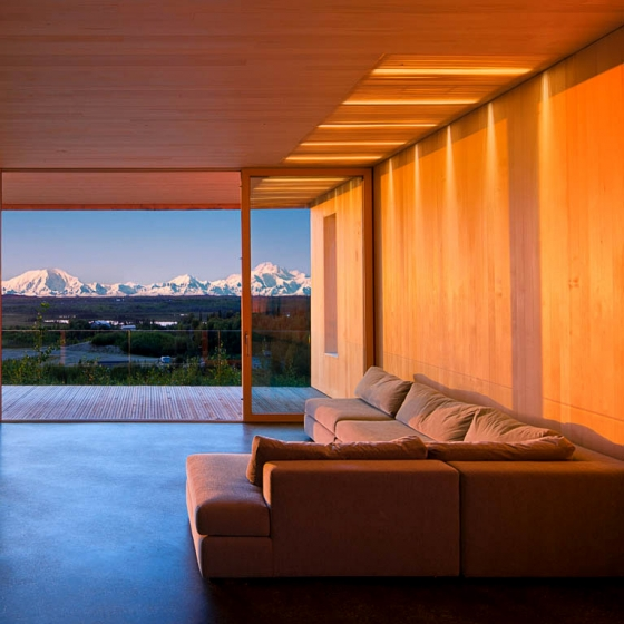 Buser / Chapoton Residence by mayer sattler-smith   Detached houses