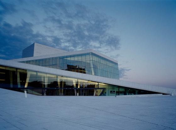 Norwegian National Opera and Ballet by Snøhetta | Concert halls