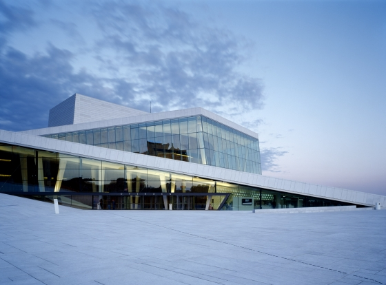 Norwegian National Opera and Ballet by Snøhetta | Concert halls
