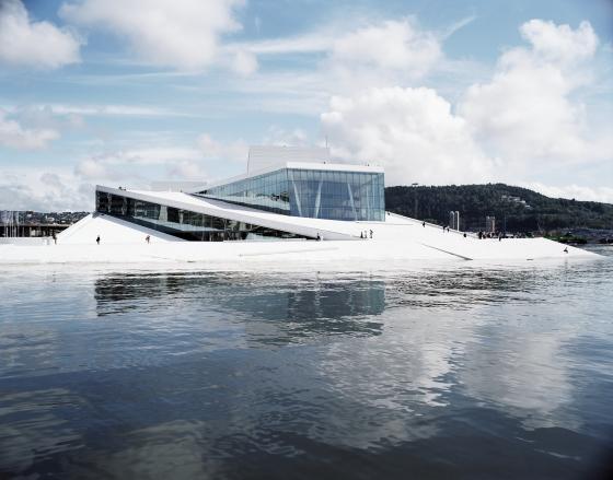 Norwegian National Opera and Ballet di Snøhetta | Auditorium