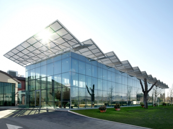 Focchi headquarters by mario cucinella architects srl for Cucinella architects