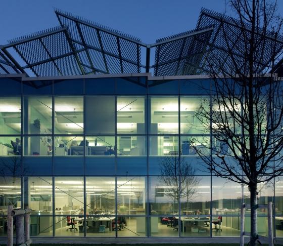 Mario Cucinella Architects Srl-FOCCHI Headquarters