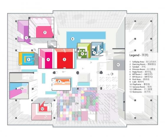 Family Box de Crossboundaries | Jardins d'enfants/crèches