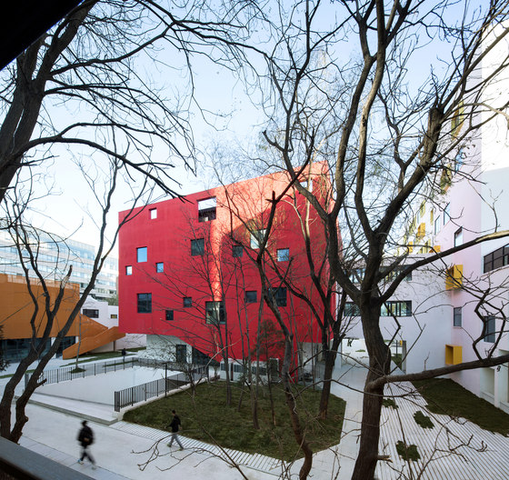 Chaoyang Future School by Crossboundaries | Schools