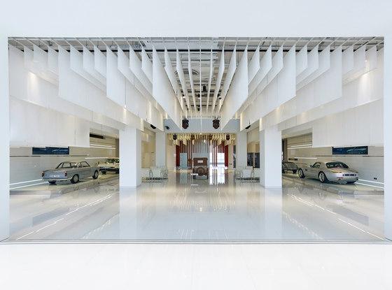 Zhengtong BMW Museum by Crossboundaries | Shop interiors