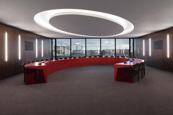 Nouvel Hotel de Ville de Bezons von ecdm architects | Bürogebäude