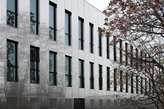 Nouvel Hotel de Ville de Bezons von ecdm architects   Bürogebäude