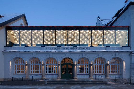 Museum der Bayerischen Könige, Hohenschwangau by Staab Architekten | Museums