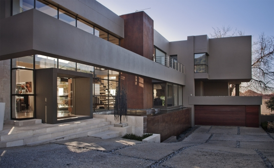 House Moyo By Nico Van Der Meulen Architects