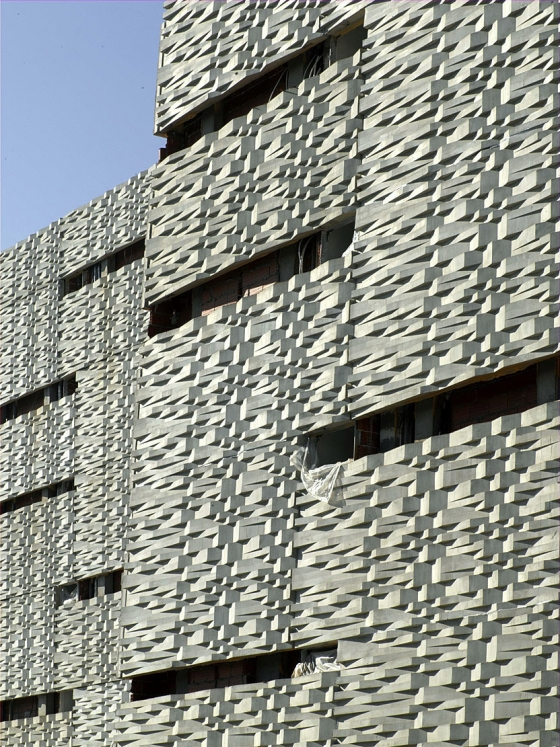 Pradolongo Housing by Wiel Arets | Apartment blocks