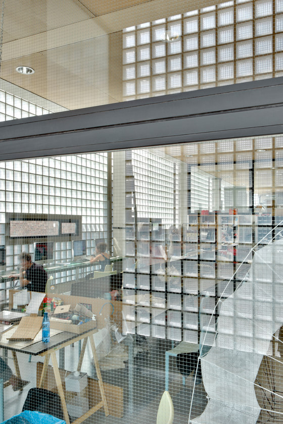Academy of Art & Architecture by Wiel Arets | Universities